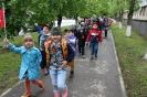 Возложение цветов воспитанников МБДОУ № 29 г. Азова  9 мая
